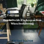 How to Decide If to Keep an Item When Decluttering